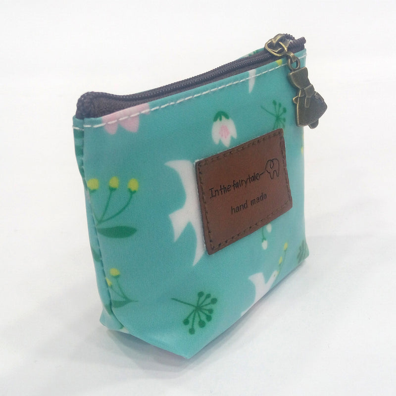 Bird Print Coin Pouch - BestP : Best Product at Best Price