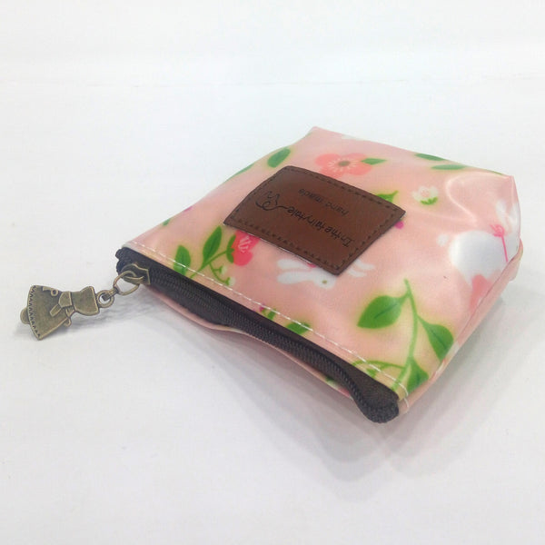 Leaves Print Coin Pouch - BestP : Best Product at Best Price