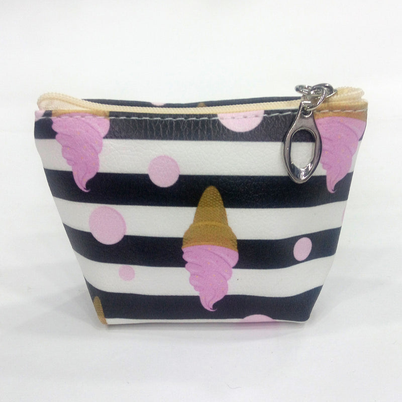 Icecream Print Coin Pouch - BestP : Best Product at Best Price