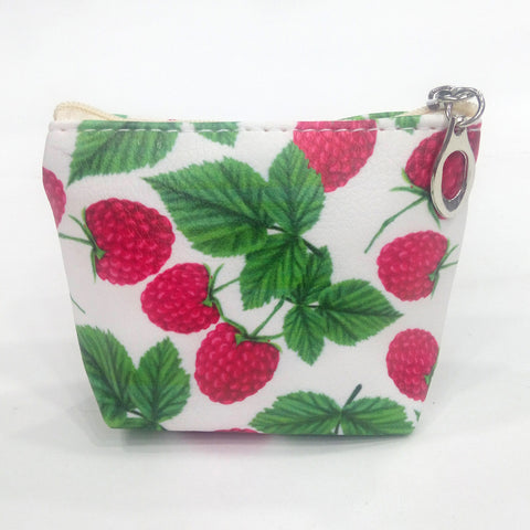 Fruit Print Coin Pouch - BestP : Best Product at Best Price