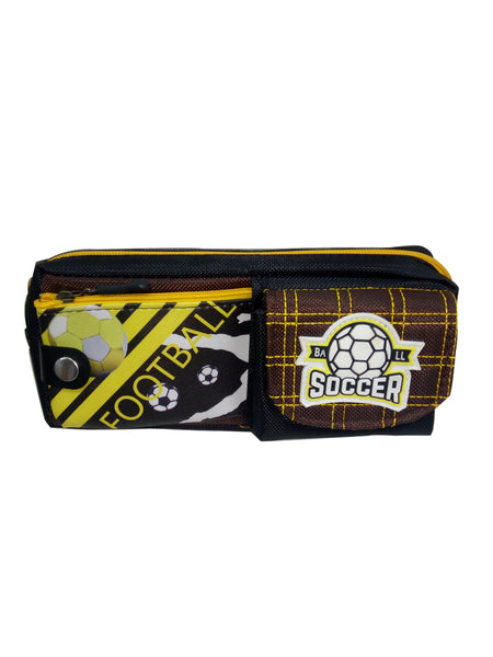 Football Soccer Pen & Pencil Bag - Best Price Company India