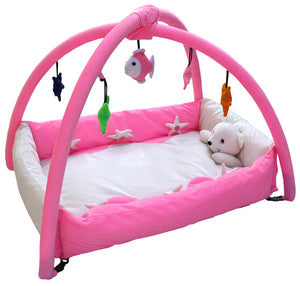 BestP Baby Toy Bed (Pink) - BestP : Best Product at Best Price