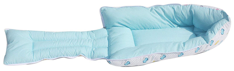 BestP Baby Sleeping Bag (White & Sky) - BestP : Best Product at Best Price