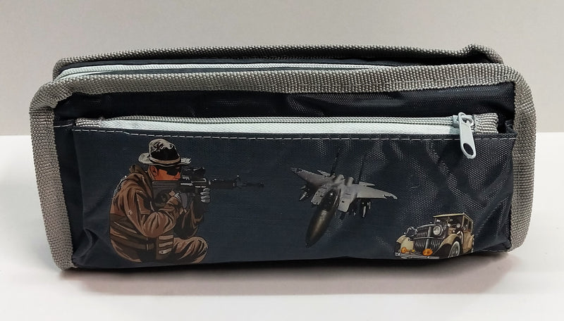Fighter Series Pencil Pouch - BestP : Best Product at Best Price