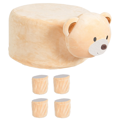 Animal Stool Cover (Bear) - BestP : Best Product at Best Price