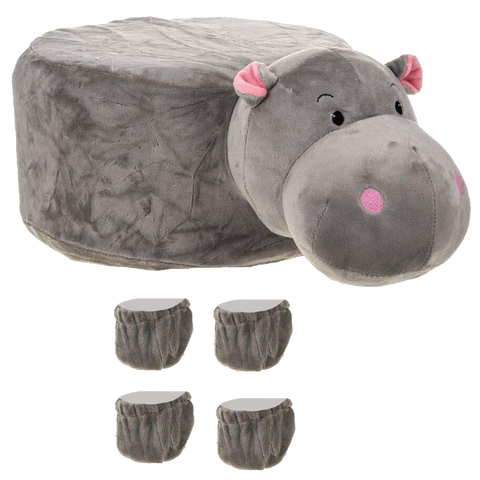 Animal Stool Cover (Hippo) - BestP : Best Product at Best Price