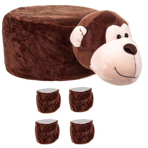 Animal Stool Cover (Monkey) - Best Price Company India