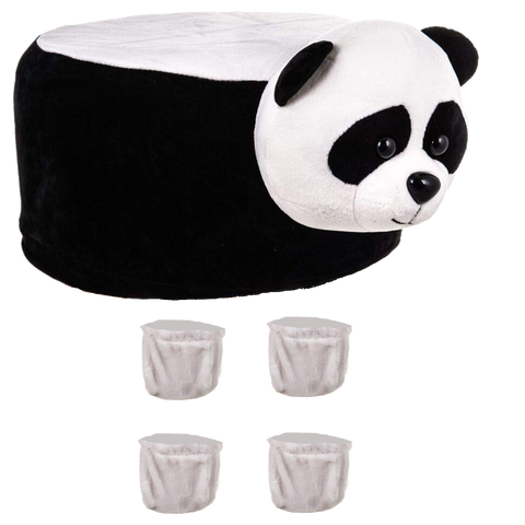Animal Stool Cover (Panda) - BestP : Best Product at Best Price
