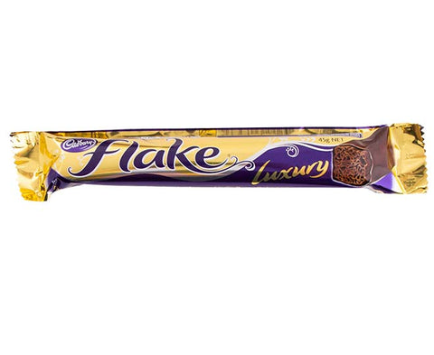 Cadbury Luxury Flake in wrapper 45 grams - Candy of Oz