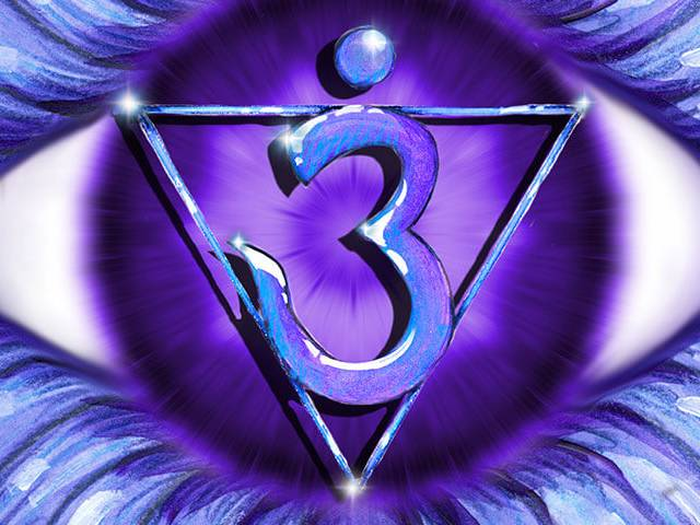 indigo color of third eye chakra and meaning-unlock your chakra