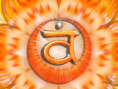 Orange: Color Of SACRAL Chakra & Meaning
