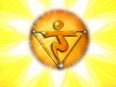 Yellow: Color Of SOLAR PLEXUS Chakra