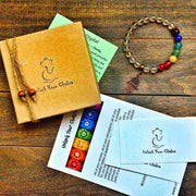 Crystal Bracelet - UNLOCK YOUR CHAKRA