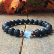 Anxiety Awareness Bracelet - UNLOCK YOUR CHAKRA