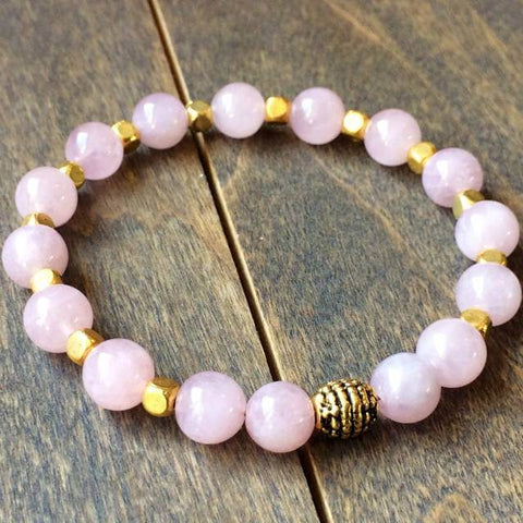 Crystal Bracelets | Love - UNLOCK YOUR CHAKRA