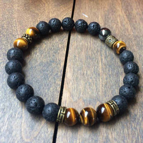 Tiger's Eye Warrior | Unlock Your Chakra - UNLOCK YOUR CHAKRA