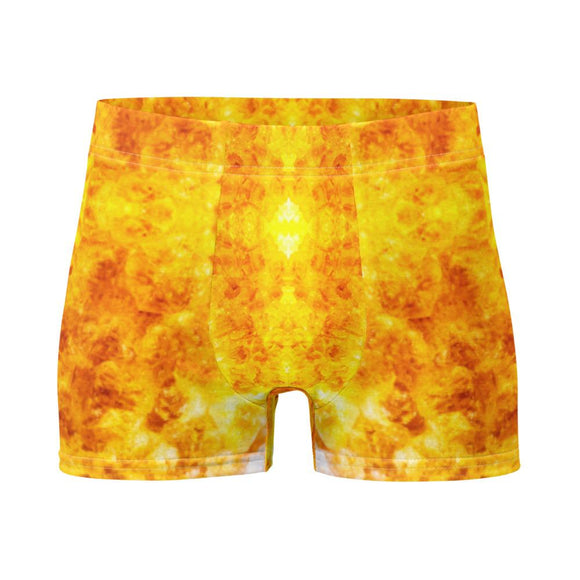 Citrine Crystal Cluster Boxer Briefs