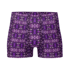 Amethyst Facets Boxer Briefs