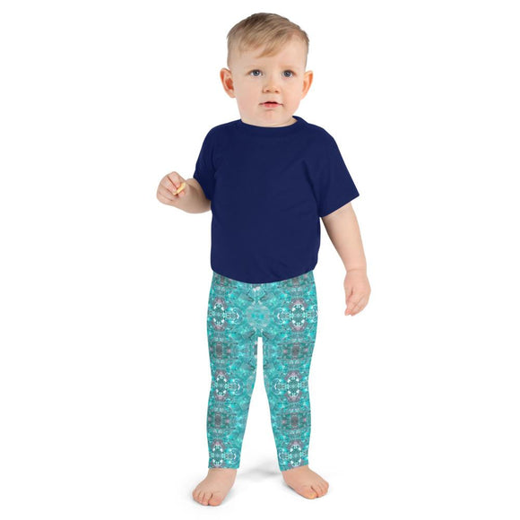 Aquamarine Kid's Leggings