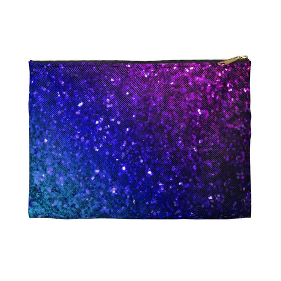 Galactas Glitter Accessory Pouch