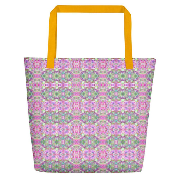 Pink Auratini Quartz Large Shopper