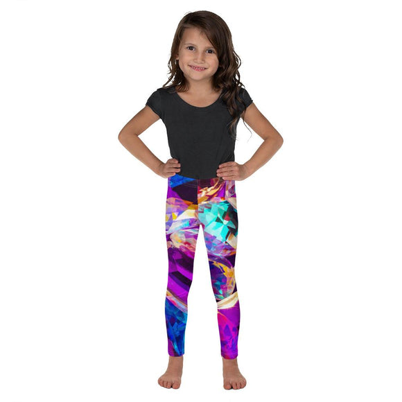 Mystic Aura Topaz Kids' Leggings