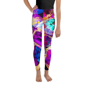 Mystic Aura Topaz Youth Leggings