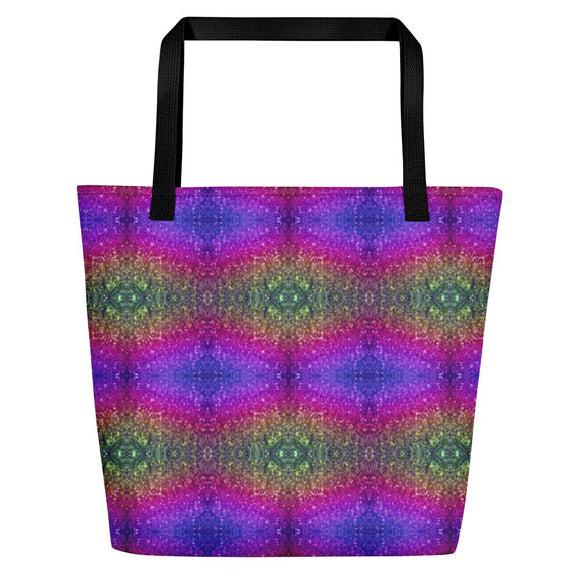 Aurora Borealis Large Shopper