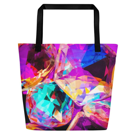 Mystic Aura Topaz Large Shopper