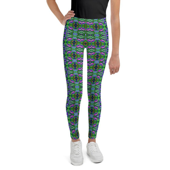 Regal Topaz Youth Leggings