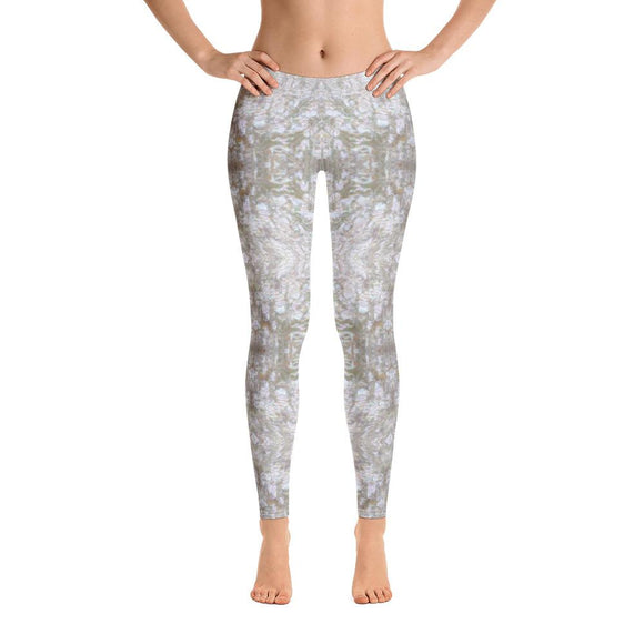 Mother of Pearl Mosaic Leggings