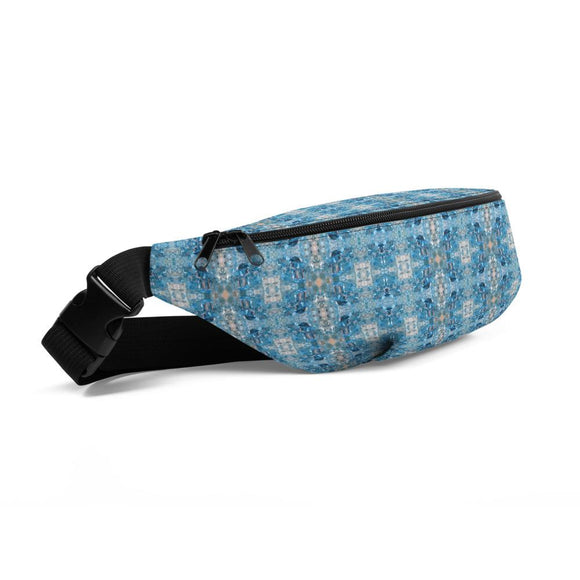 Pacific Blue Topaz Belt Bag