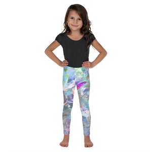Angel Aura Quartz Kid's Leggings