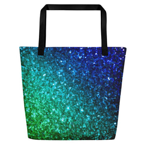Aurora Australis Large Shopper