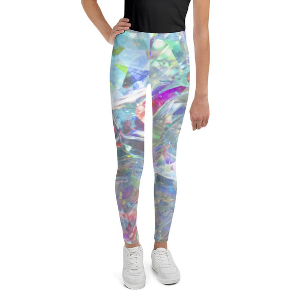 Angel Aura Quartz Youth Leggings