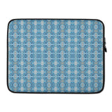 Pacific Blue Topaz Laptop Sleeve