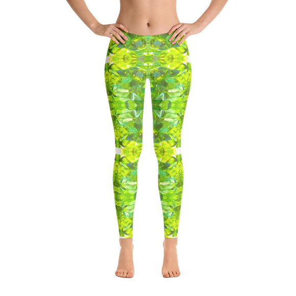 Peridot Power Leggings