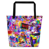 Jewelza Explosion Large Shopper