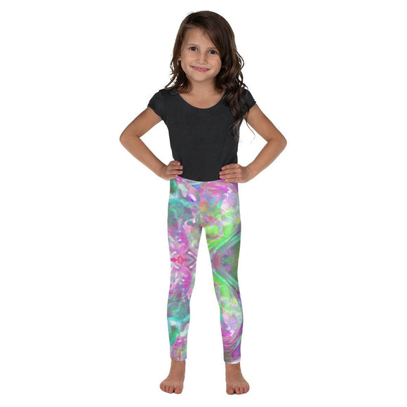 Pink Aura Quartz Kids' Leggings