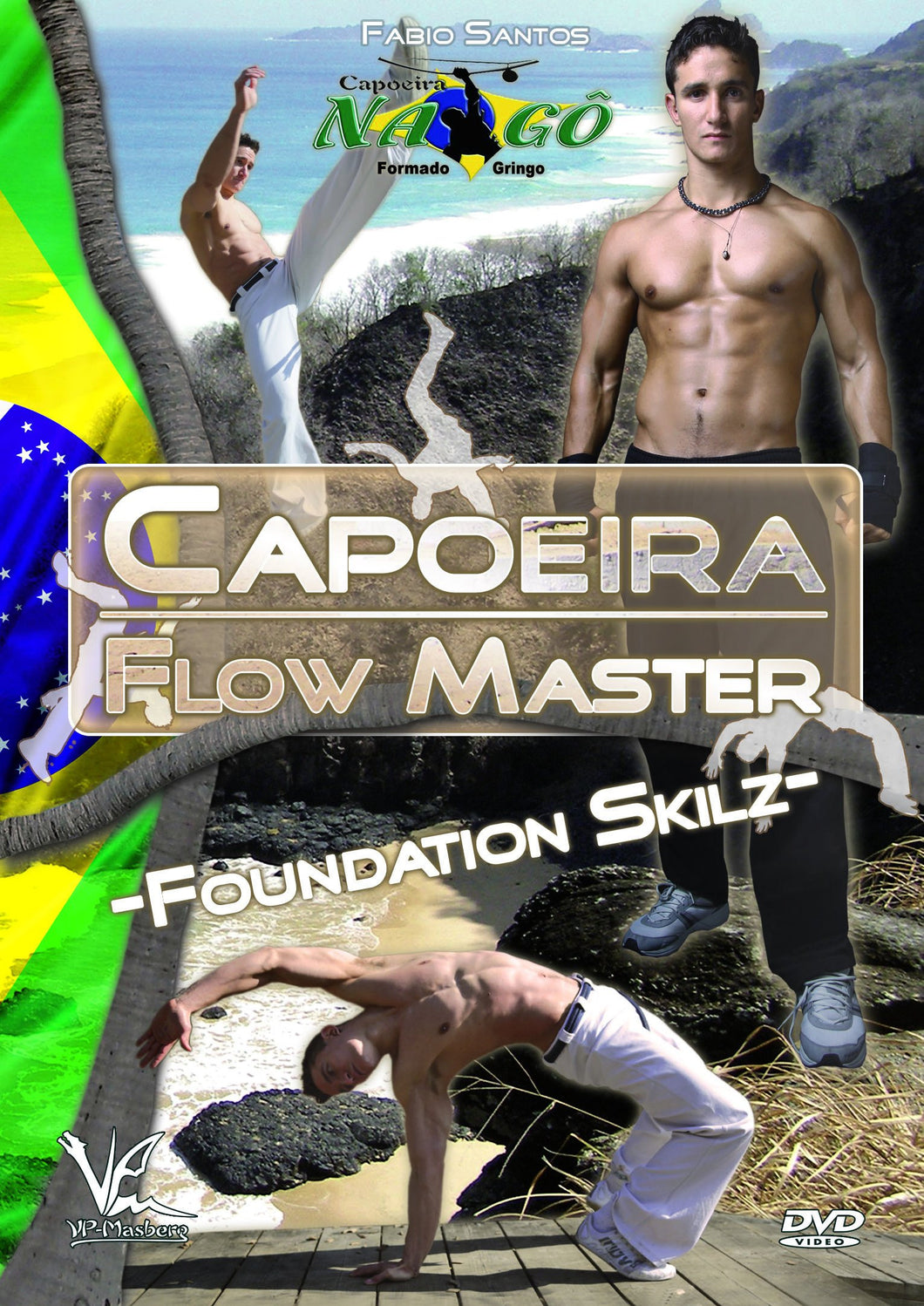 3Run LEARN CAPOEIRA – FOUNDATION SKILLZ - 3run Clothing | Parkour | Free Running | Tricking | Acrobatics