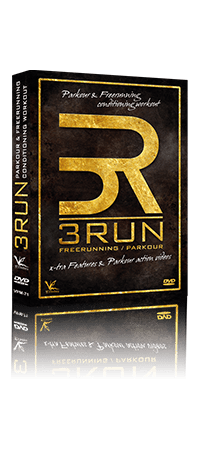 3Run Conditioning DVD Tutorials - 3run Clothing | Parkour | Free Running | Tricking | Acrobatics