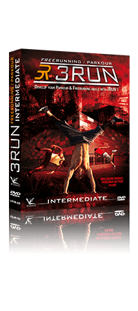 3Run Intermediate DVD - 3run Clothing | Parkour | Free Running | Tricking | Acrobatics
