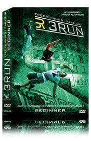 3Run Beginner DVD - 3run Clothing | Parkour | Free Running | Tricking | Acrobatics