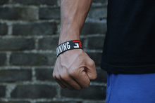 3Run Logo Wrist band - 3run Clothing | Parkour | Free Running | Tricking | Acrobatics