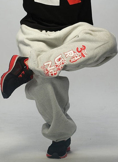 3Run Closed Grey Joggers - 3run Clothing | Parkour | Free Running | Tricking | Acrobatics
