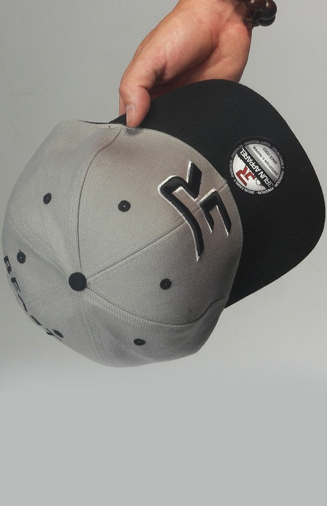 3Run Logo Snap Back - 3run Clothing | Parkour | Free Running | Tricking | Acrobatics
