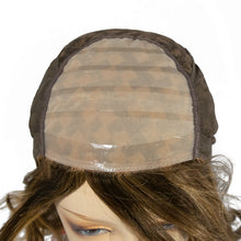 120 Medi-Tach - Hand Tied French Top Wig construction Front