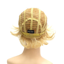 200 Savvy - Machine Tied Wig construction back