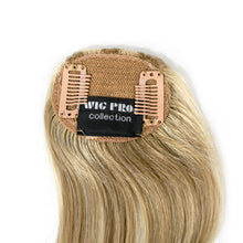 313E H Add-on, 3 clips: Human Hair Piece