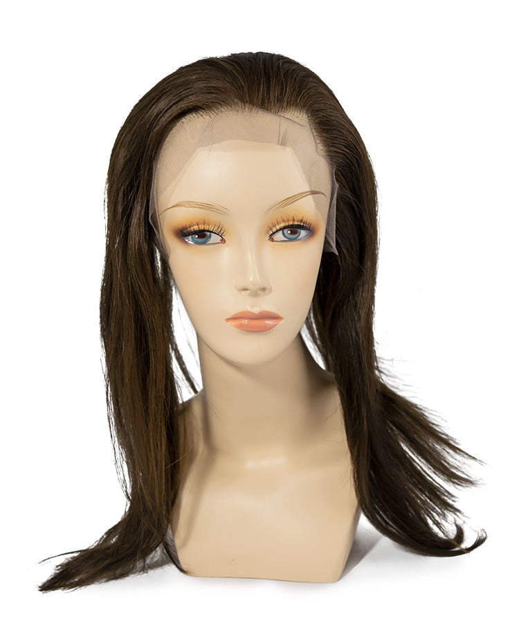 319 Front to Top: Lace Front Human Hair Piece